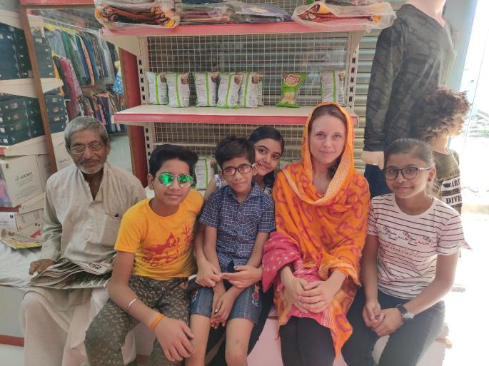 Neha Family