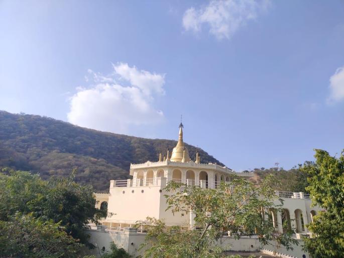 Pagoda Dhamma Thali